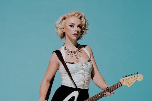 Samantha Fish with Jonathon Boogie Long