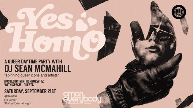 Yes Homo *A Queer Daytime Party*