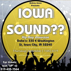 Iowa Sound: Hip Hop Showcase