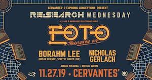 RE:Search feat. EOTO w/ Borahm Lee, Nicholas Gerlach, Jordan Polovina