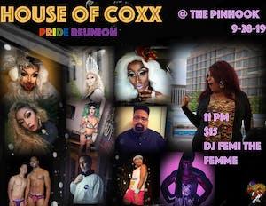 House of Coxx Pride Reunion