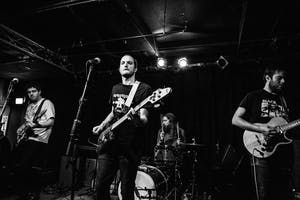 Nice Guys LP Release Show