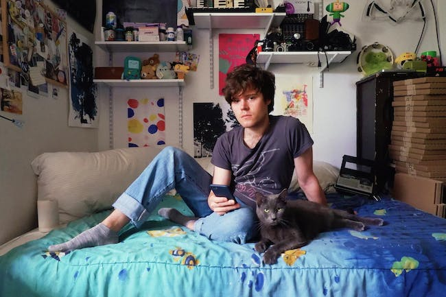 Foxes In Fiction (Record Release), Benoît Pioulard