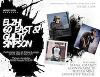 Elzhi + 60 East + Guilty Simpson