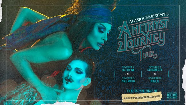Alaska Thunderf*ck Amethyst Journey Live w/ Jeremy Mikush