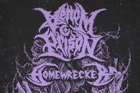 Venom Prison / Homewrecker / Black Mass / Great American Ghost
