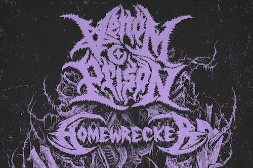 Venom Prison / Homewrecker / Black Mass / Great American Ghost