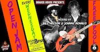 Open Jam Wednesdays at Brauer House