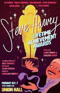 The Steve Harvey Lifetime Achievement Awards with  Milly Tamarez