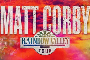 Matt Corby: Rainbow Valley Tour