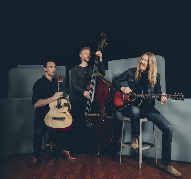 THE WOOD BROTHERS with KATIE PRUITT - NIGHT ONE