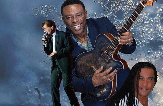 Norman Brown's Joyous Christmas w. Bobby Caldwell & Marion Meadows
