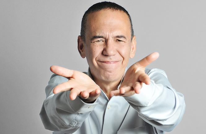 Gilbert Gottfried (Comedy) w/ Rob Maher