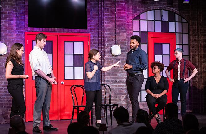 The Second City: Laughing For All The Wrong Reasons (Comedy)