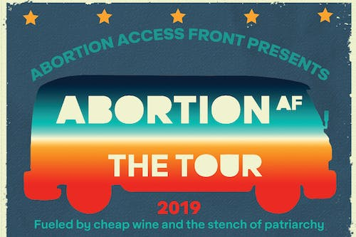 Abortion AF: The Tour w/ Lizz Winstead (The Daily Show) @ Clock-Out Lounge