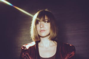 Laura Stevenson with Adult Mom