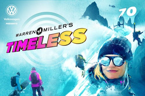 Warren Miller's Timeless ***LATE SHOW***