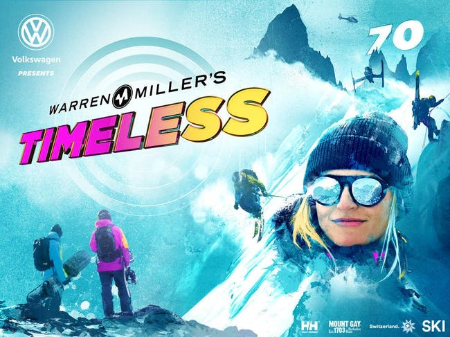 Warren Miller's Timeless ***LATE SHOW***