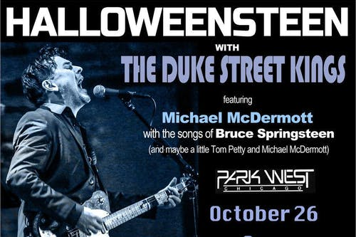 HALLOWEENSTEEN with the Duke Street Kings featuring Michael McDermott