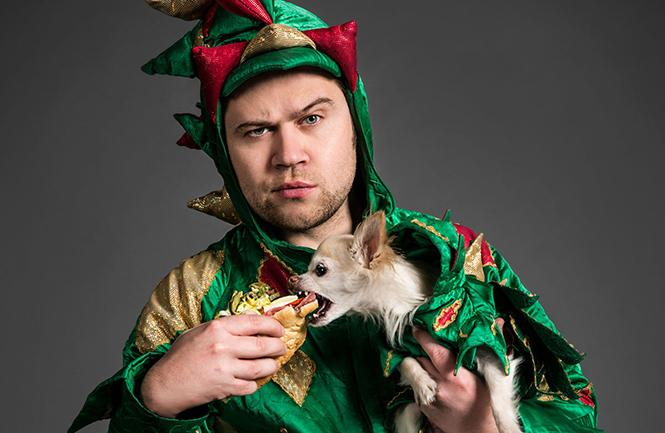 Piff The Magic Dragon at Maryland Hall