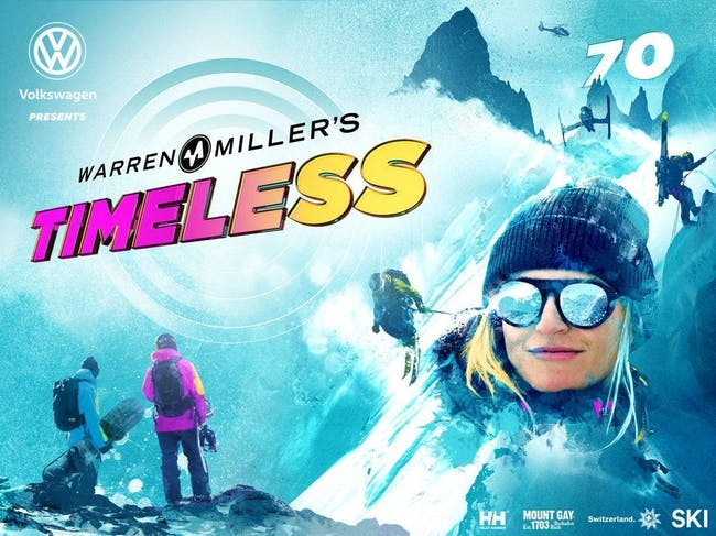 Warren Miller's Timeless
