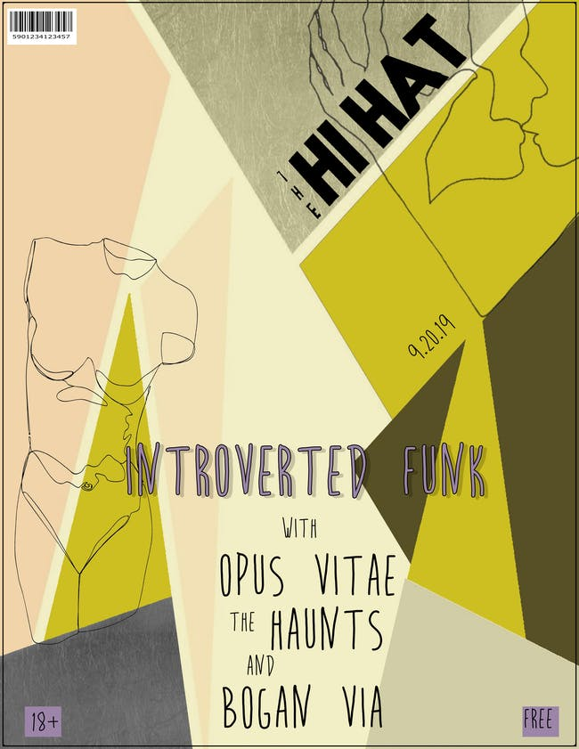 Introverted Funk, Opus Vitae, The Haunts, Bogan Via