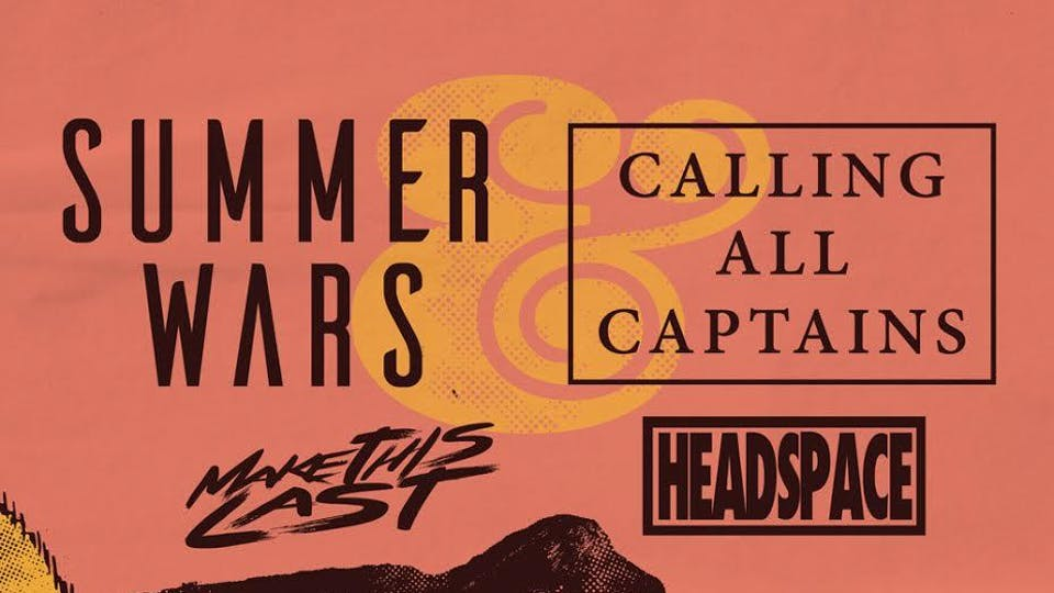 Summer Wars and Calling All Captains