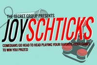 JOYSCHTICKS: A Comedic Video Game Competition