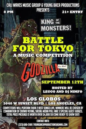 Battle for Tokyo