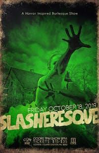 Slasheresque, A Horror Inspired Burlesque Show