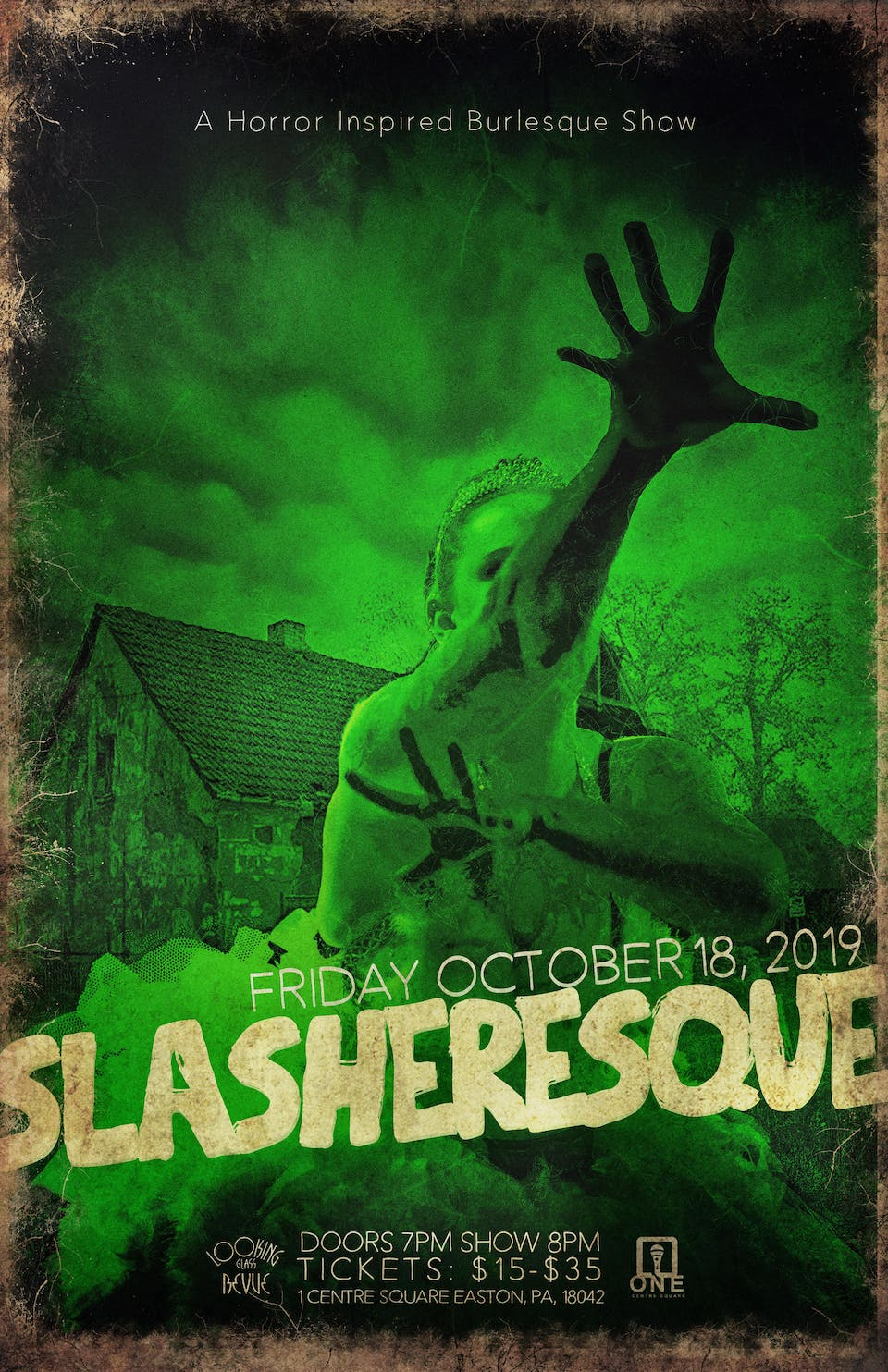 Slasheresque, A Horror Inspired Burlesque Show