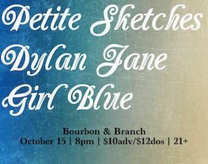 Petite Sketches / Dylan Jane / Girl Blue