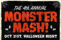 Monster Mash #4 Slop Stomp vs. Good Foot