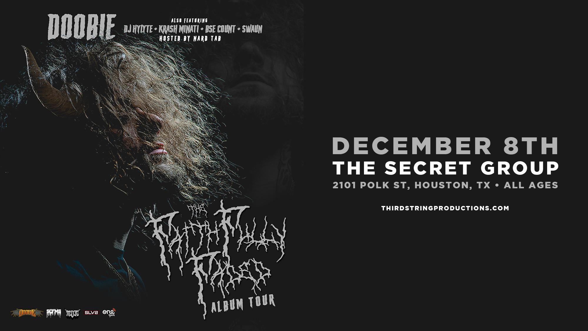 Doobie Faithfully Faded Album Tour