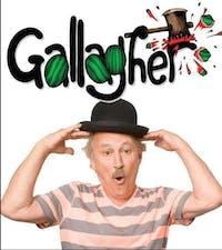 Gallagher & Friends Smash Farewell Tour Hits HMAC Capitol Room