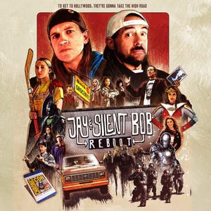 Jay and Silent Bob Reboot Roadshow with Kevin Smith