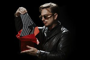 SOCKS: A ROCK N' ROLL CHRISTMAS TOUR ft. JD MCPHERSON with JOEL PATERSON