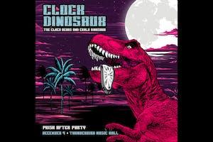 Clock Dinosaur - A Phish Afterparty
