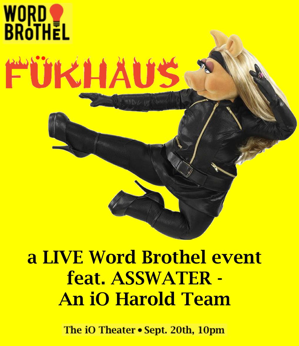 Word Brothel Presents: Fuckhaus