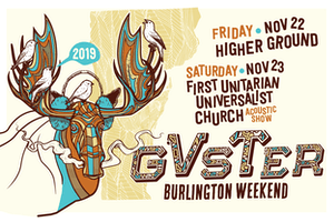 Guster at The First Unitarian Church