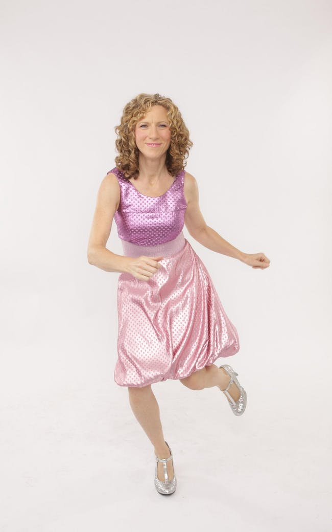 SHOW CANCELED: Laurie Berkner Live! The Greatest Hits Solo Tour
