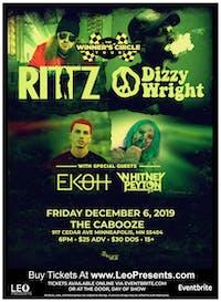 Rittz & Dizzy Wright - Winner's Circle Tour