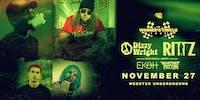 Winner's Circle Tour: DIZZY WRIGHT / RITTZ