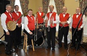 The Bois d'Arc Dixieland Band