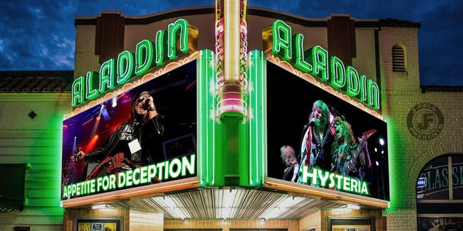 Appetite for Deception (Guns N' Roses Tribute) / Hysteria (Def Leppard)