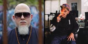 BROTHER ALI X EVIDENCE plus Marlon Craft