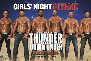 Thunder From Down Under (7:00)
