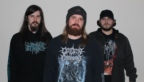 "Defiled Crypt ""Convoluted Tombs of Obscenity"" Album Release @ Mohawk (Indoor)"