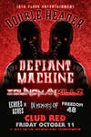 Defiant Machine & Soundmankillz