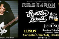 RE:Search feat. Sweater Beats w/ jackLNDN, Jordan Polovina